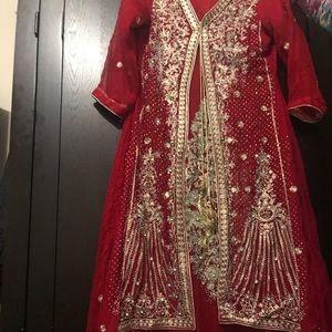 Fancy Indian Pakistani dress